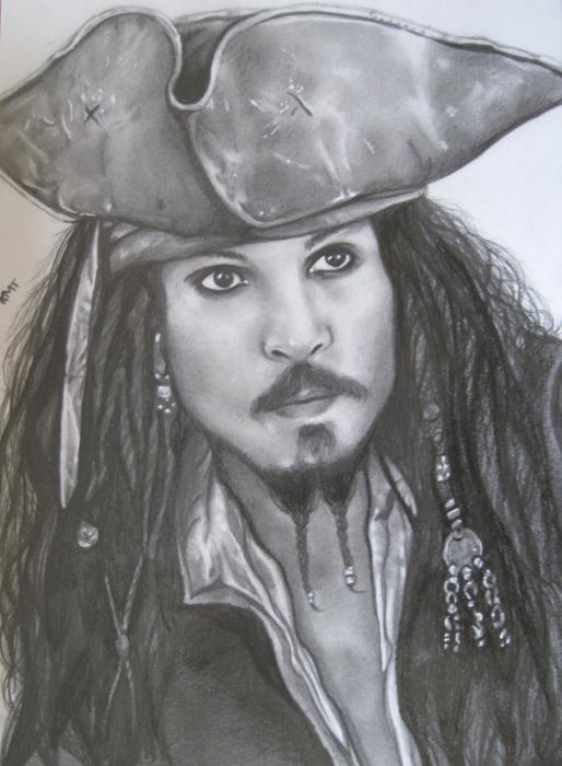 Johnny Depp by Fiery-Sky